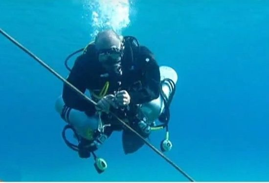 Egyptian Diver To Break World Record For Deepest Scuba