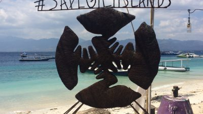Save Gili Islands