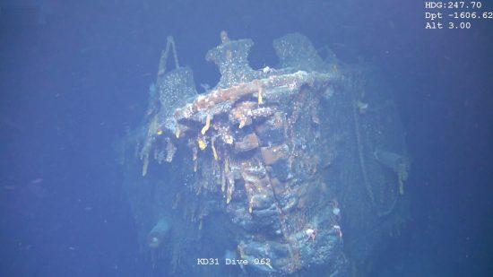 Scharnhorst wreck