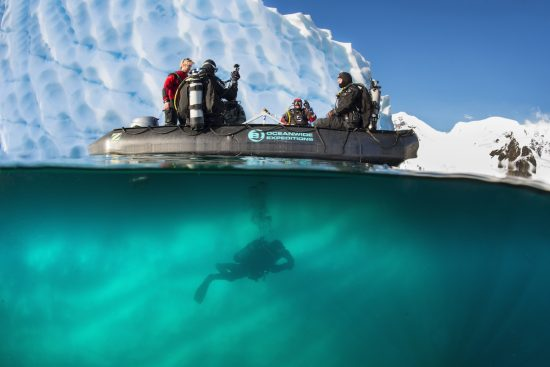 Ice Diving is a great experience