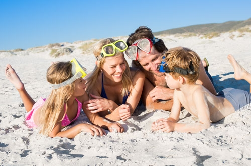 Find out how to plan the best family-friendly dive vacation