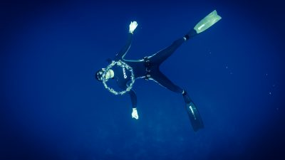 Freediving is an amazing experience