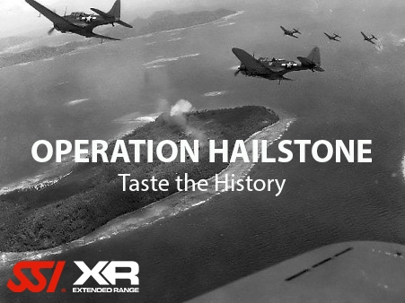 Operation Hailstone in Chuuk Logoon