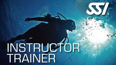 SSI will enforce Training Standards paragraph for Recreational Scuba, Extended Range and Freediving Instructor Trainers