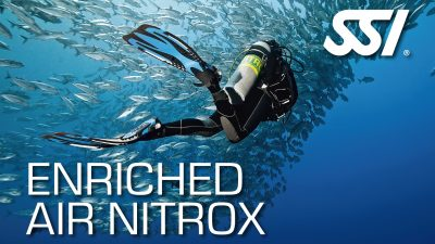 Enriched Air Nitrox 32 Update