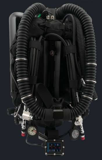 Scuba Force SF2 Rebreather