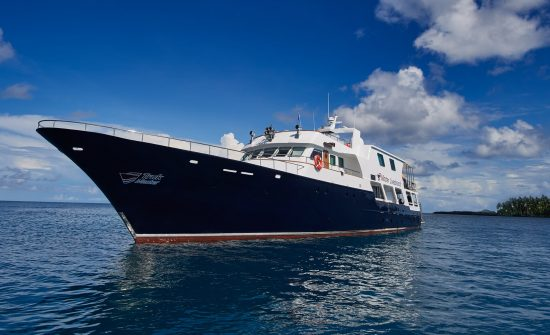 Safari Ship to Chuuk Lagoon