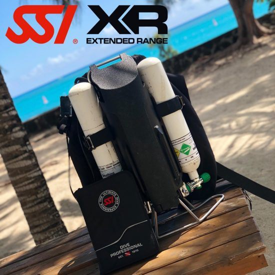 JJ CCR Rebreather is now listed for SSI rebreather training
