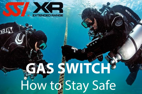 Gas Switch - How to stay safe