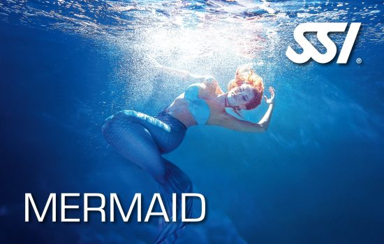 Join a SSI Mermaid Training Course