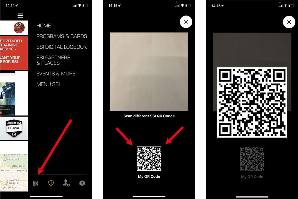 New MySSI App Feature: Qr Code All-in-One Tool