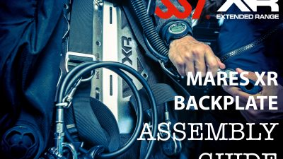 Mares Backplate Assembly Guide