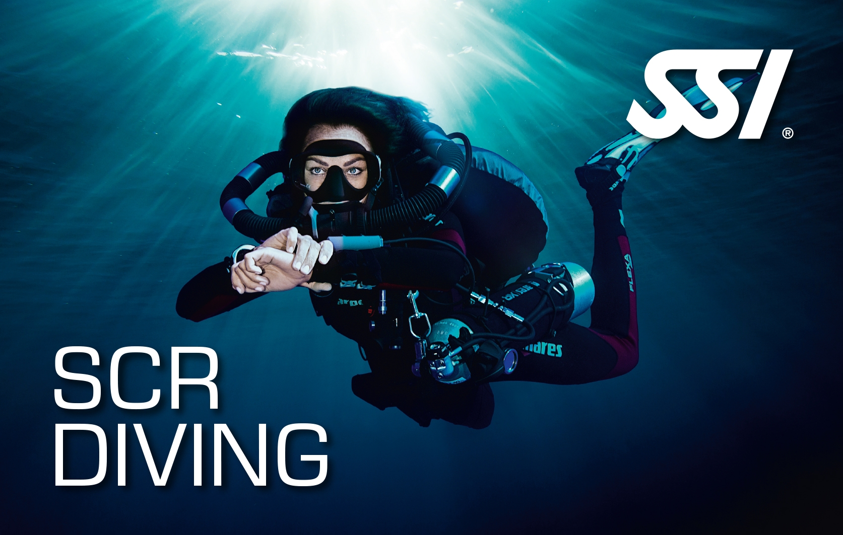 C-Card of SCR Diving
