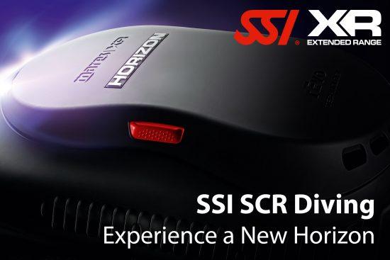 SCR Diving Rebreather Horizon
