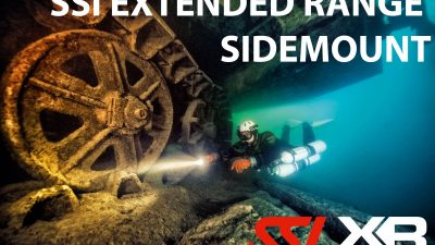 Extended Range Sidemount Diving by SSI