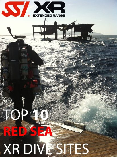 Top 10 XR Dive Sites of the Red Sea