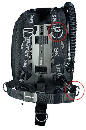 BC/Jacket Backplate
