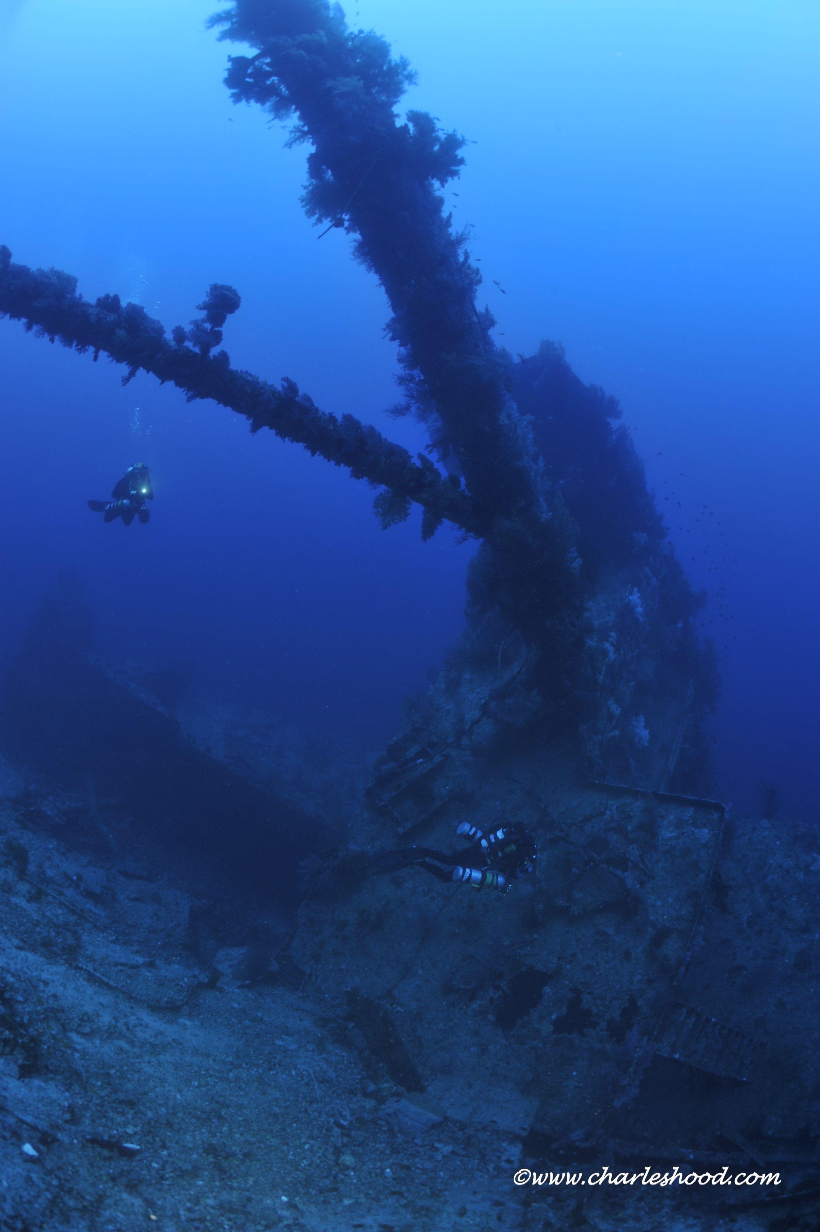 Lara Wreck - Red Sea