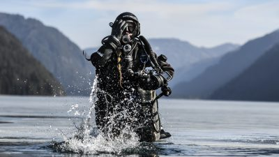 Tips and Tricks for cold water diving