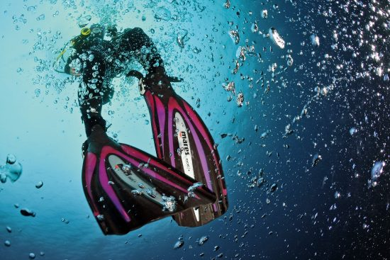 How to overcome dive anxiety