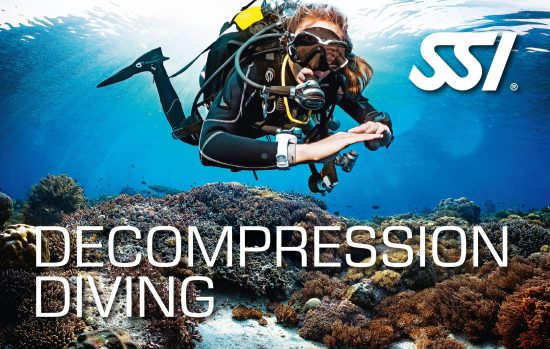 The new SSI program Decompression Diving