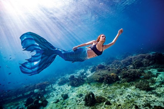 Here are our top reasons to try mermaiding today.