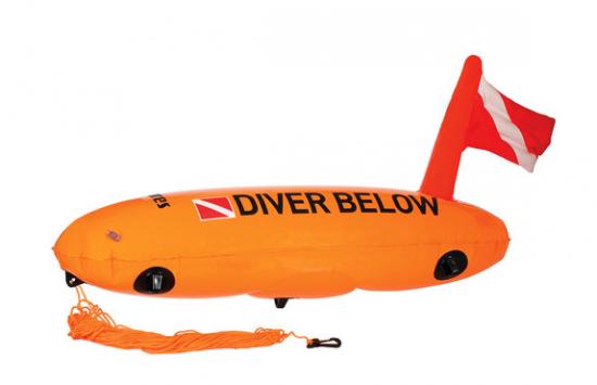SMB - Surface Marker Buoy