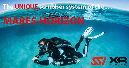 Scrubber System in the Mares Horizon SCR