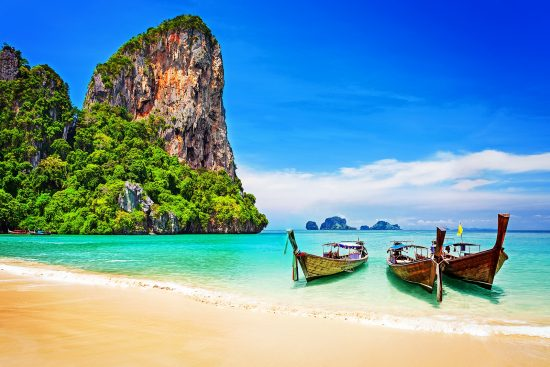 Diving in Thailand is a great adventure.