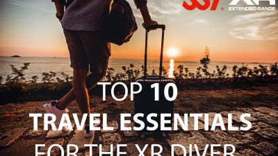 Top 10 travel essentials for the XR divers