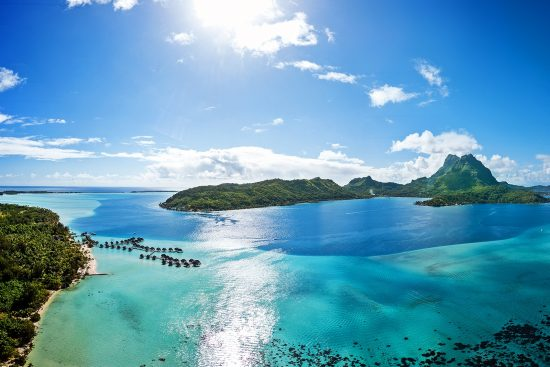 French Polynesia is one of our 8 idyllic diving destinations