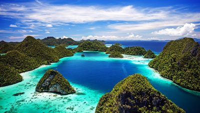 Try these 7 liveaboard dive destinations., for example Palau