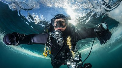 From exploring icy Arctic waters to cruising paradise islands few tourists know about, there are still some remote dive destinations to visit.