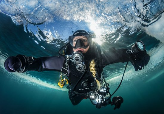 From exploring icy Arctic waters to cruising paradise islands few tourists know about, there are still some remote dive spots to visit.