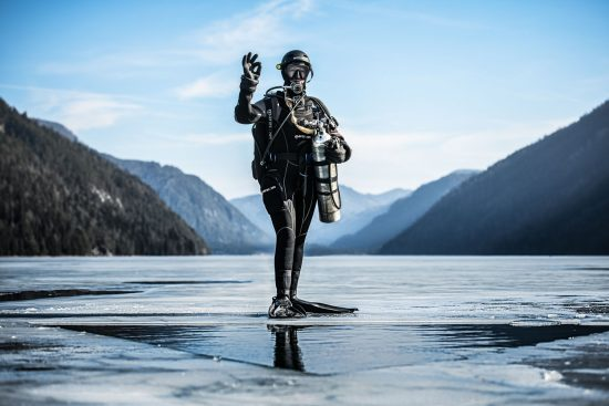 Good drysuits keep you warm in the coldest of temperatures and will generally give you the ability to control your comfort level